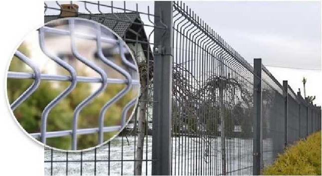 Ogrodzenie panelowe podmurówka montaż panele ogrodzeniowe brama ocynk