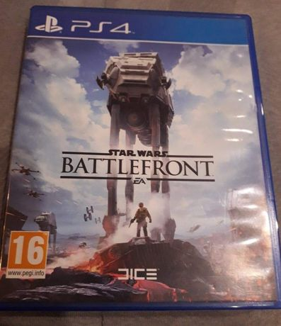 Battlefront PS4 Star Wars