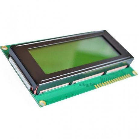 Ecrã Display LCD 20x4 I2C Com Fundo Verde Para Arduino