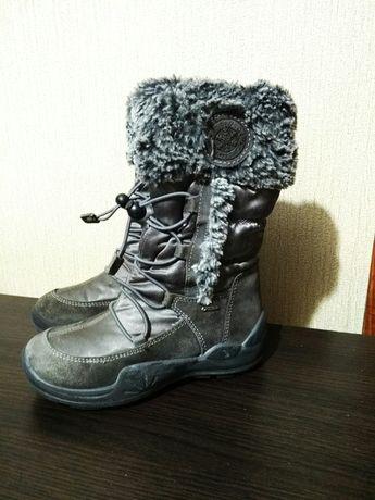 Ботинки Primigi originals gore-tex 29p.18.5см в отличном состоянии