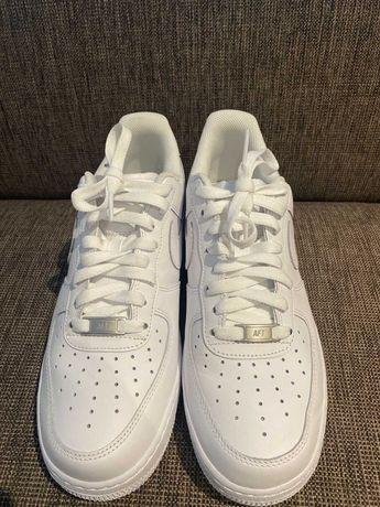 Buty Nike Air Force 1 Białe Rozm. 38