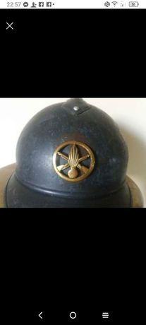 Lindo capacete antigo