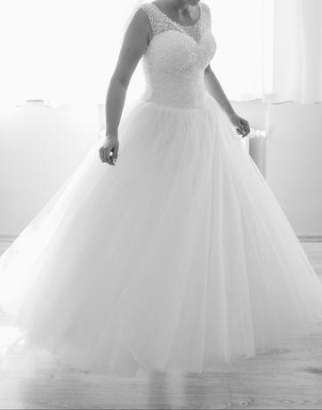 Suknia ślubna Śnieżka księżniczka