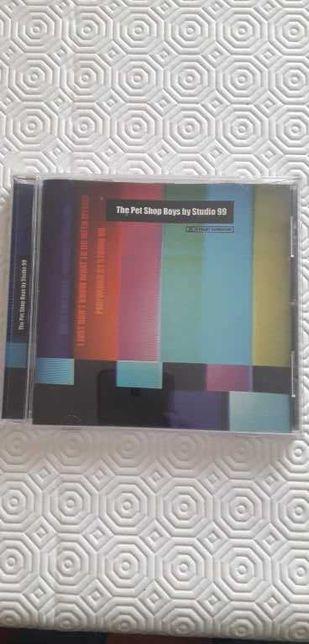 CD «The Pet Shop Boys by Studio 99»