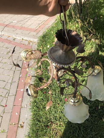 Продам люстру абажур лампу світильник освітлювальний пристрій