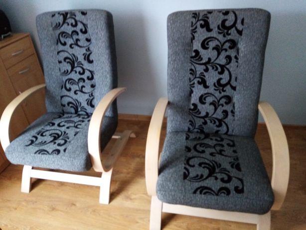 Fotele typu Poang stan idealny 2 sztuki
