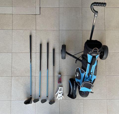 Conjunto de Golf Júnior Dunlop