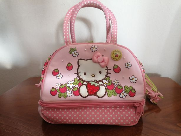 Lancheira Hello Kitty Original