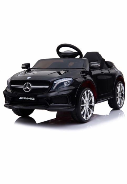 Mercedes Benz AMG GLA45 para crianças 12v carro elétrico 2 garantia