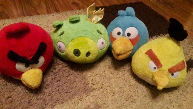 Maskotki,pluszaki Angry Birds-duże