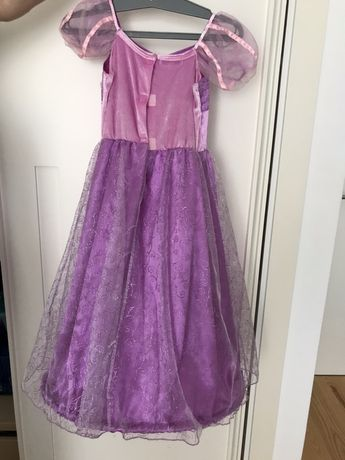 Vestido original Disney - Tangled