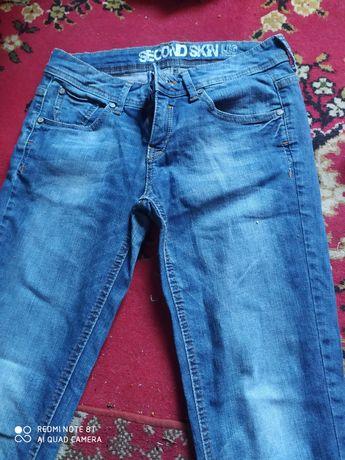 Spodnie jeans rozmiar 38 sprzedam