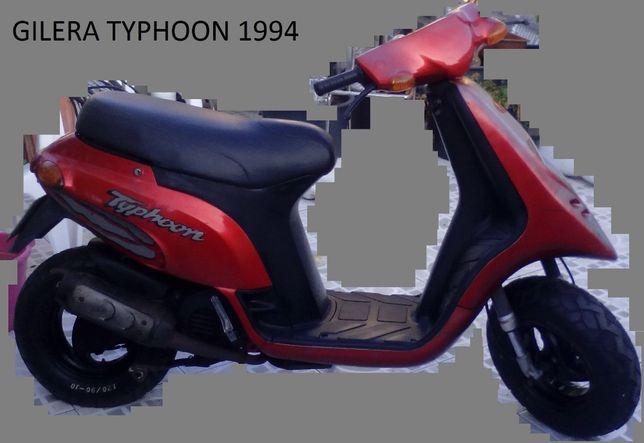 Gilera Typhoon 50
