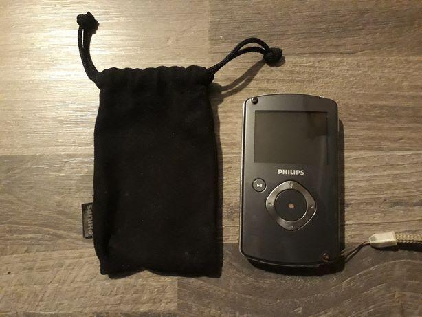 Philips kamera 100gy kamerka mała aparat pokrowiec