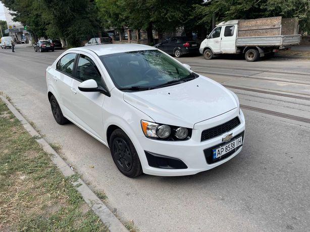 Chevrolet Sonik (aveo t300)