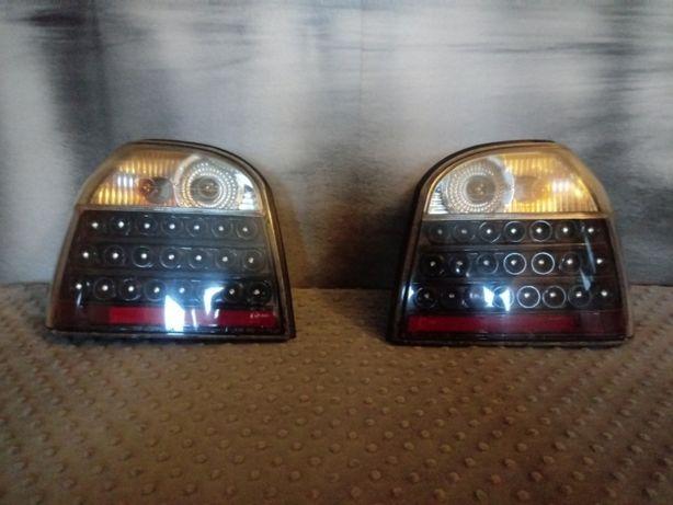 Tylne Lampy Led Golf III 3 Black