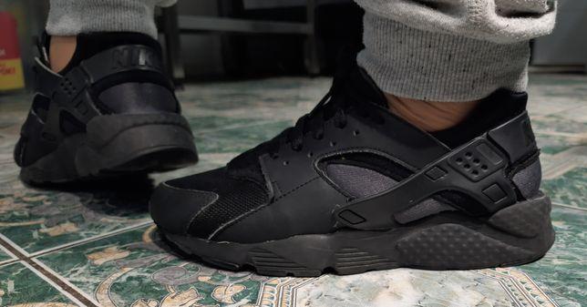Nike Air Huarache Triple Black  Оригінал