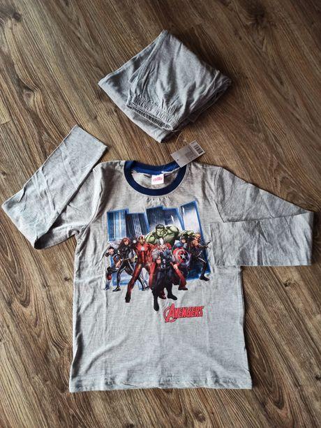 Piżama chłopięca Marwel Avengers r.134/140
