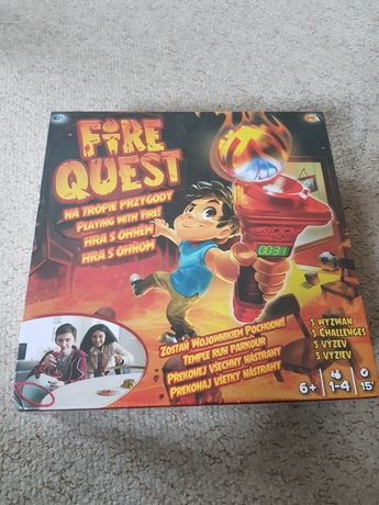 Gra Fire Quest na tropie przygody