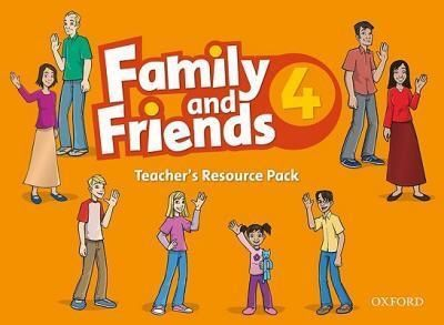 family and friends teacher's resource pack 4