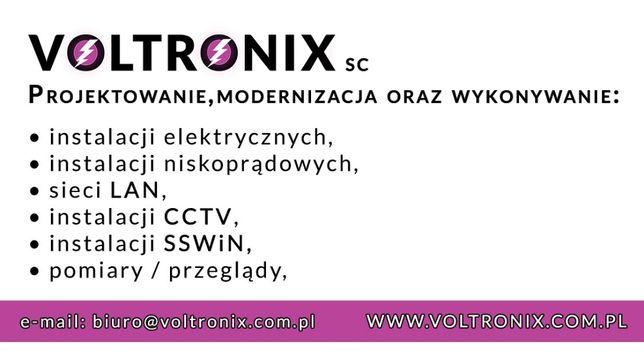 ELEKTRYK -Elektrycy- Śląsk, Małopolska - szeroki zakres usług