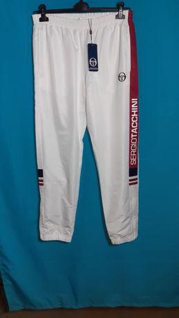 Spodnie dresowe męskie Sergio Tacchini.  Dwa rozmiary:L i S