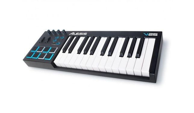 Alesis V25 NOWA Klawiatura kontroler USB/MIDI + ABLETON