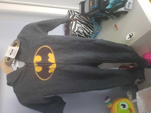Kombinezon/pajac Batman roz 68 NOWY