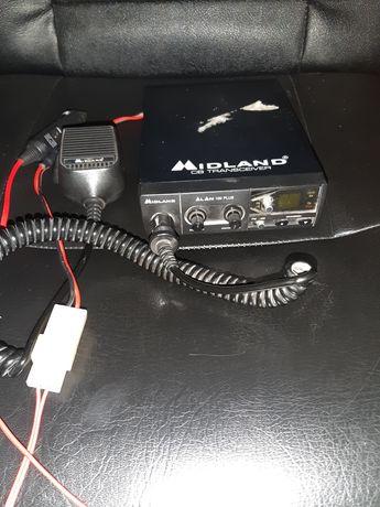 Radio cb alan 100 plus