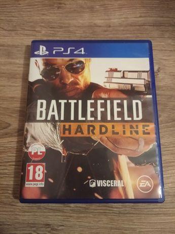 Gra PlayStation 4 BATTLEFIELD Hardline PL PS4