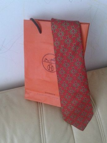 Продам галстук Hermes оригинал