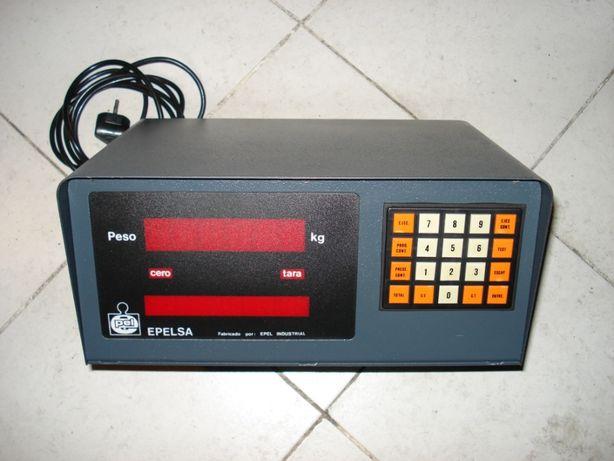 Controlador de peso EPELSA para máquina de empacotamento automático