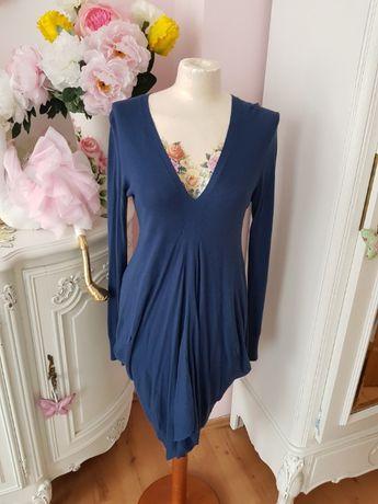 Włoska TUNIKA sukienka ANNA RITA L 40