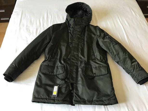 Зимняя мужская куртка marks&spencer