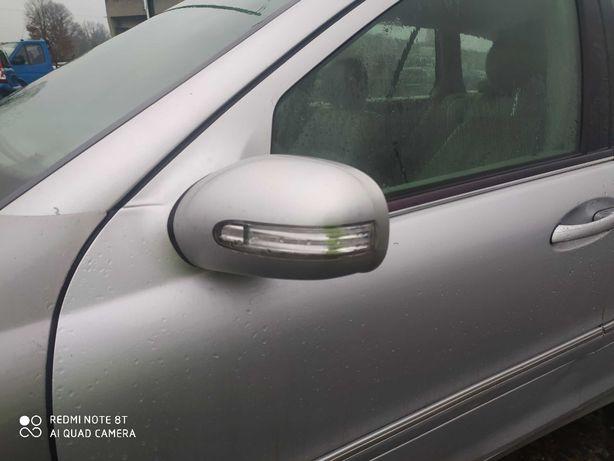 Mercedes W 203 kombi lusterko lewe
