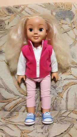Кукла Кайла 45 см говорящая интерактивная Genesis