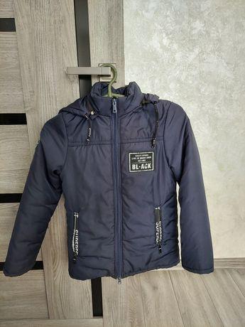 Дитяча курточка на хлопця