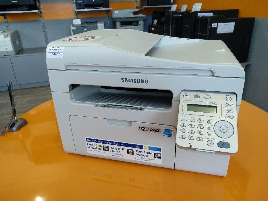 Принтер лазерный Samsung SCX-3405FW WI-FI (ГАРАНТИЯ)