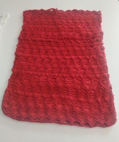 saco do pao em crochet