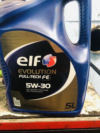 Olej silnikowy Elf Evolution 5w-30