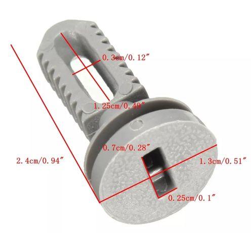 Пистон кнопка клипса подиума динамиков / площадки BMW е34 е39 е36 е38