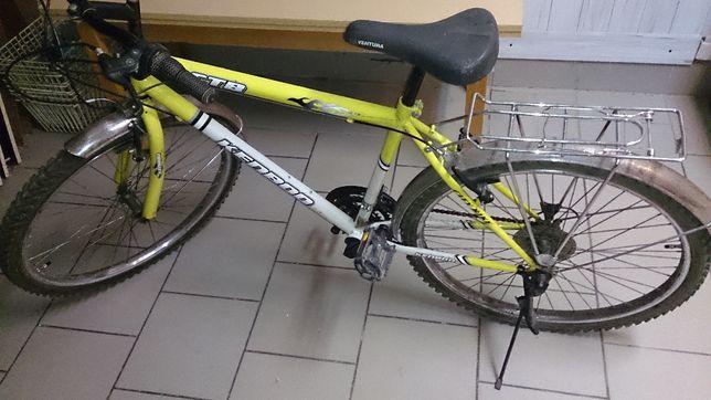 Sprzedam rower,na części lub jako kwietnik