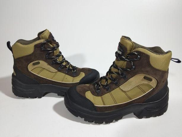 Ботинки треккинговые LACKNER (Германия) . Замша, мембрана. 38 размер