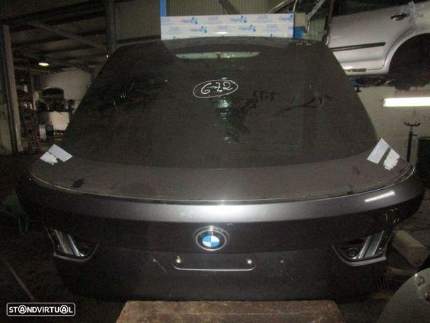 Porta da mala REF672 BMW / F34 GT / 2014 / 5P / CINZA /