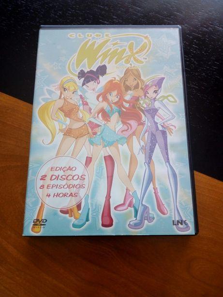 2 DVD Winx
