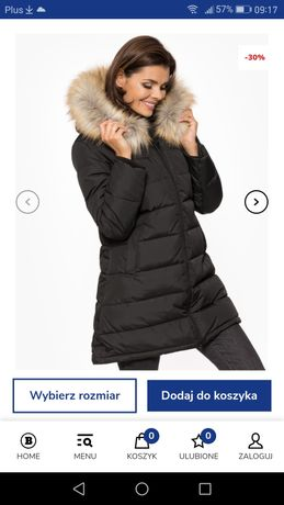 Wrangler, kurtka puchowa, zimowa, płaszcz, jenot