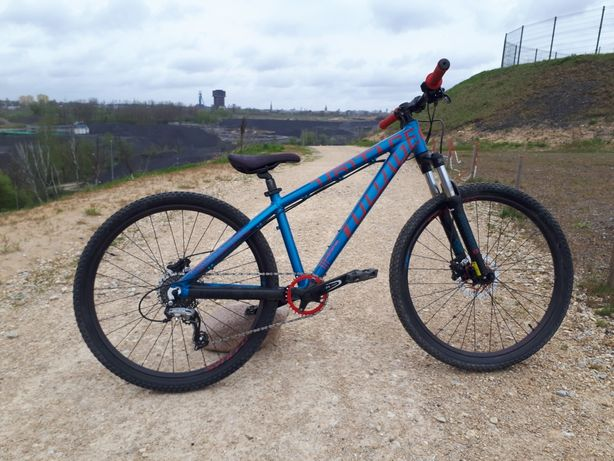 Rower mtb (dirt,stunt,full)