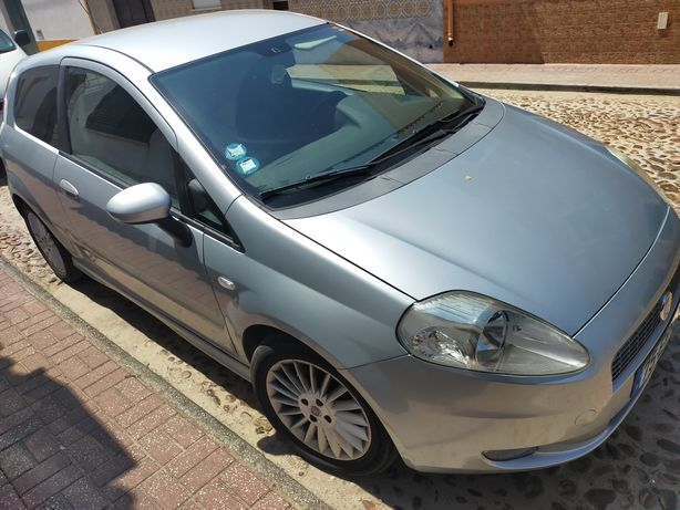 Fiat grand Punto 1.3mjet