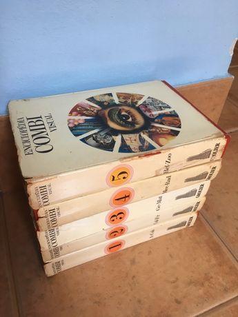 Enciclopédia Combi Visual - 5 volumes