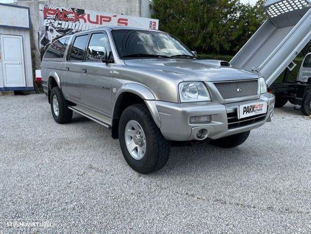 Mitsubishi Strakar L200 Elegance 136 cv APENAS 95000KM